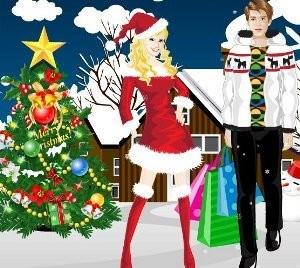 Christmas Dress Up