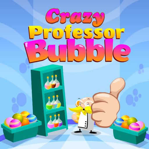 Crazy Professor Bubble