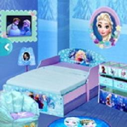 Design Frozen Bedroom