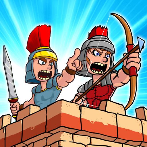 Empire Rush Rome Wars Tower Defense