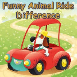 Funny Animal Ride Difference