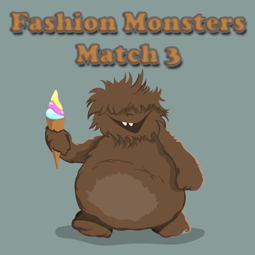 Fashion Monsters Match 3