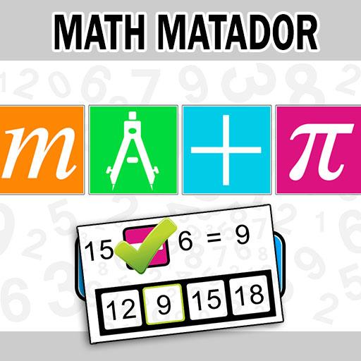 Math Practice Game