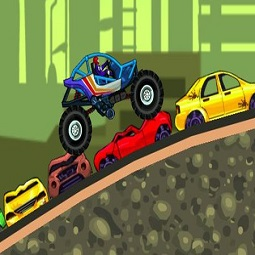 Monsters' Wheels Special Game