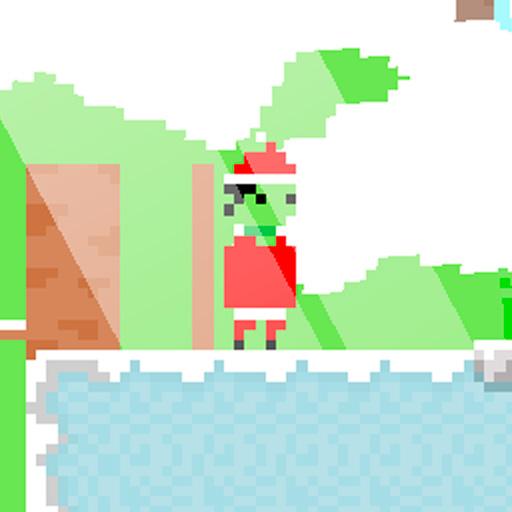 Pixelkenstein Merry Merry Christmas
