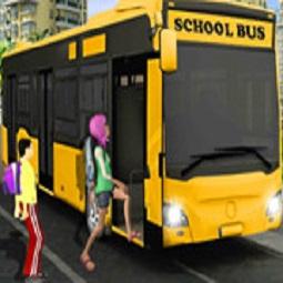 School Bus Driving Simulator 2019