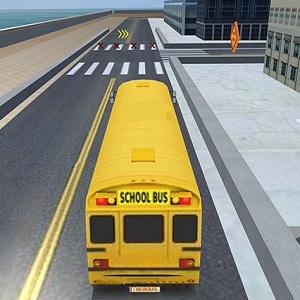 School Bus Simulation Master