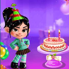 Vanellop's Birthday Party Photo